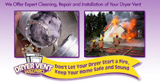 Dryer Vent Cleaning to Prevent Fires and Save Energy