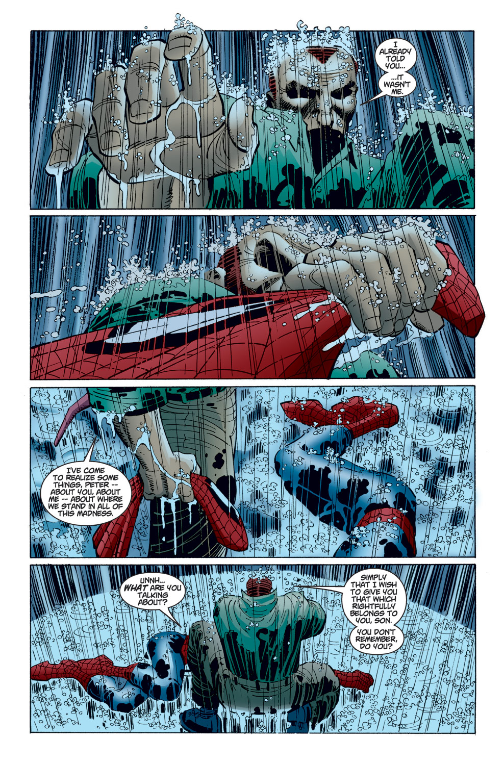 The Amazing Spider-Man (1999) 25 Page 38