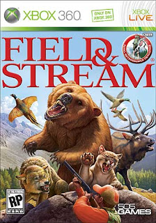 Field And Stream Total Outdoorsman Challenge (X-BOX 360) 2010