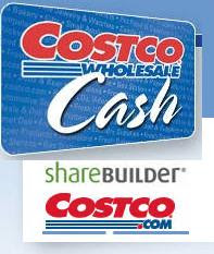 Sharebuilder Costco