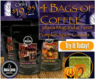 Boca Java Coffee Deal