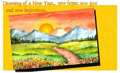 Dawn of a Beautiful New Year