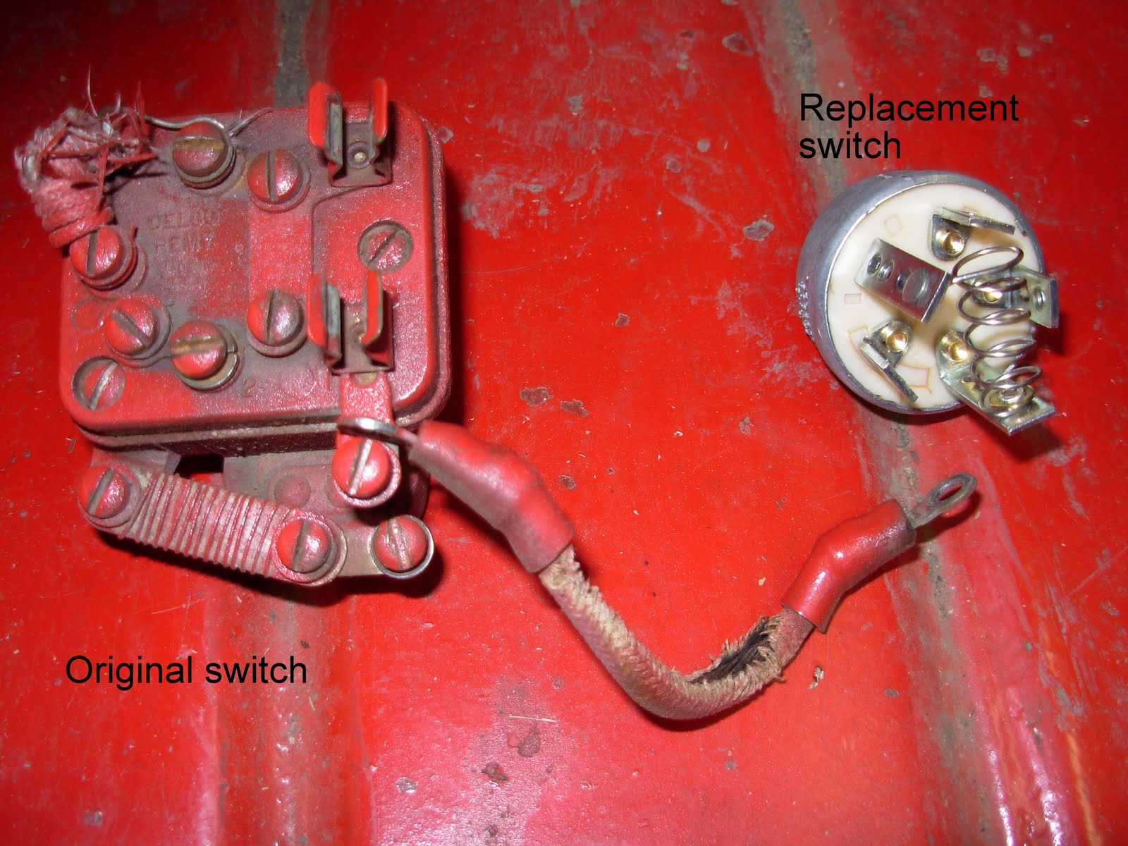 Farmall Cub Light Wiring Another Blog About Diagram Harness For 656 Tractor H