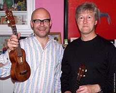 harry hill ukulele