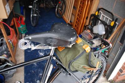 pashley roadster brooks b33 saddle