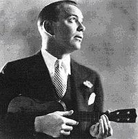 cliff edwards ukulele