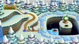 Entertainment Edge: New Super Mario Bros  Wii Review