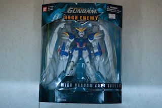 mY gARAge sALe: Bandai Gundam Arch Enemy Wing Zero Custom