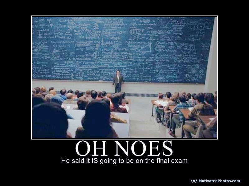 funny final exam quotes - photo #7