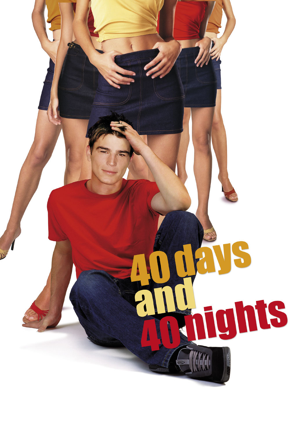 The Movies Database: [Posters] 40 Days and 40 Nights (2002)