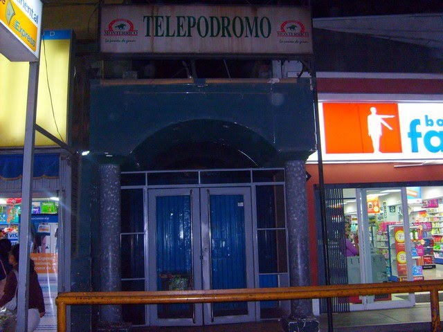 Local Comercial Ovalo De Santa Anita Lima Peru Ovalo
