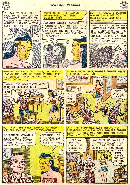 Read online Wonder Woman (1942) comic -  Issue #80 - 9