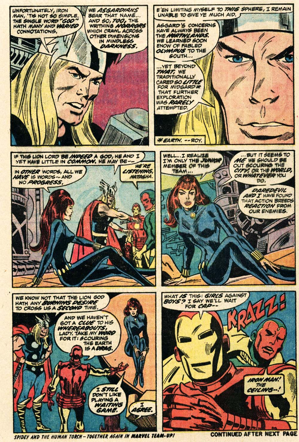 The Avengers (1963) 112 Page 11