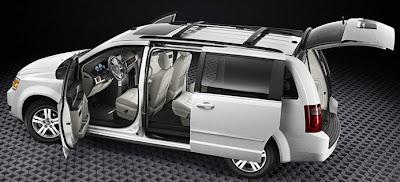 2010 Dodge Grand Caravan White