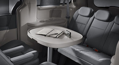 Car News Car Reviews 2010 Dodge Grand Caravan Wide Interior
