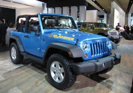 2011 Jeep Wrangler Islander Comes To 2010 Geneva Garage Car