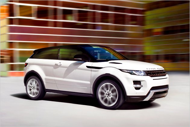 looks like a car new suv range rover evoque pictures and new details. Black Bedroom Furniture Sets. Home Design Ideas