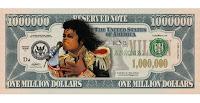 Jesus Is Lord Forever: Michael Jackson - Million Dollar ...
