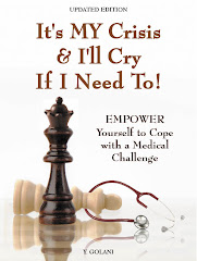 "EMPOWER YOURSELF with the Updated 2nd Edition of ""It's MY Crisis! And I'll Cry if I Need To"""