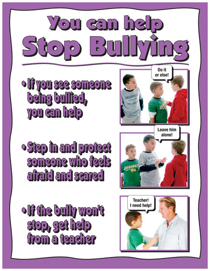 .Bullying in Schools.: WHAT & WHY?