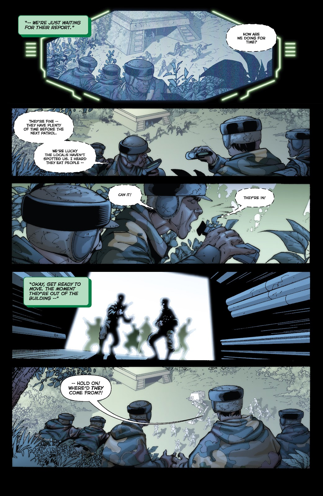 Read online Star Wars Legends: Infinities - Epic Collection comic -  Issue # TPB (Part 3) - 51