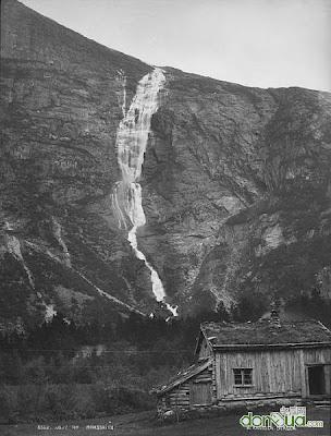 Monge falls 10 Air Terjun Tertinggi di Dunia