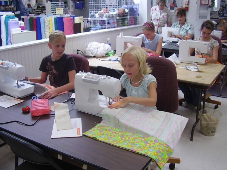 I Heart Mesa Sewing Classes For Kids