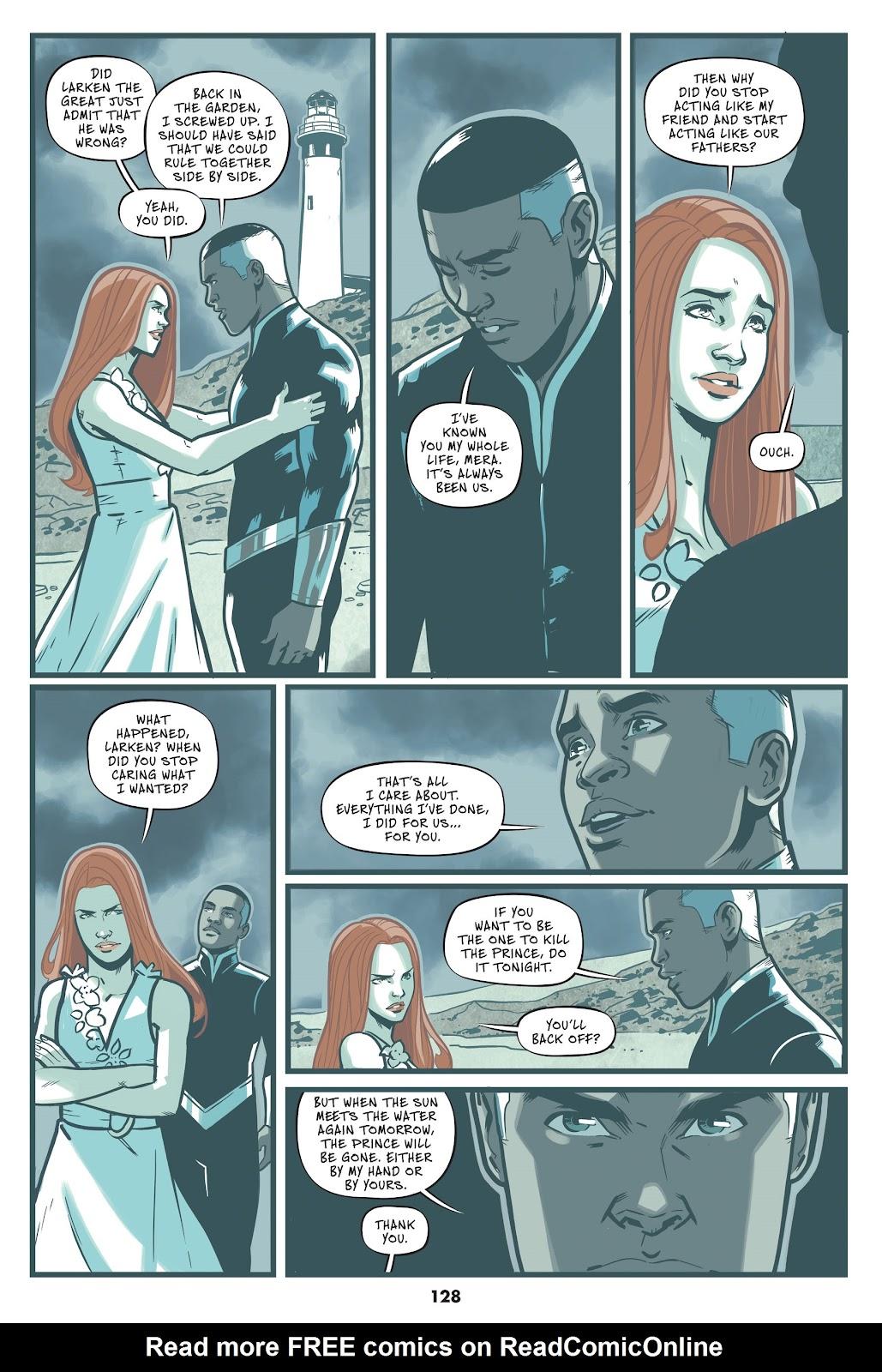 Read online Mera: Tidebreaker comic -  Issue # TPB (Part 2) - 28