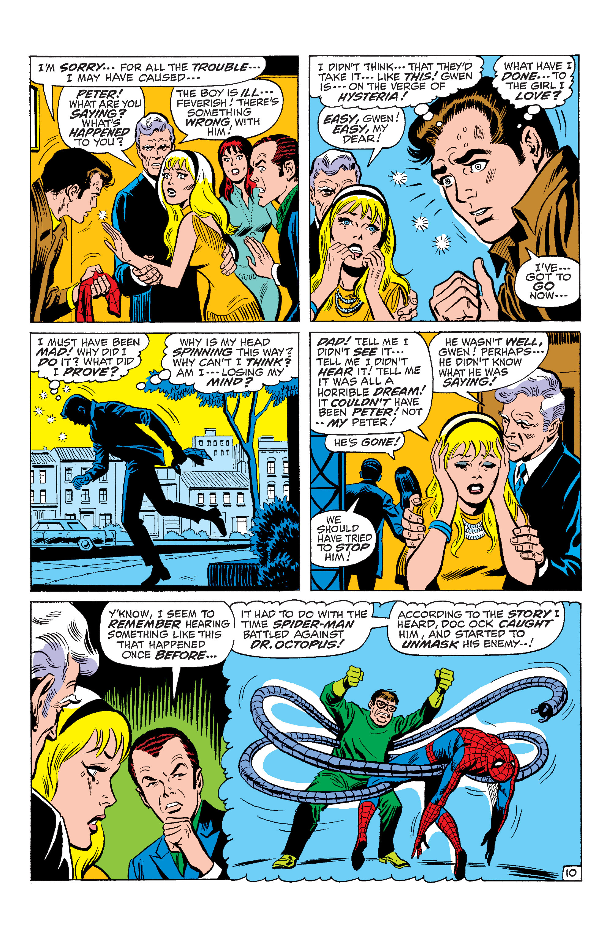 The Amazing Spider-Man (1963) 87 Page 10