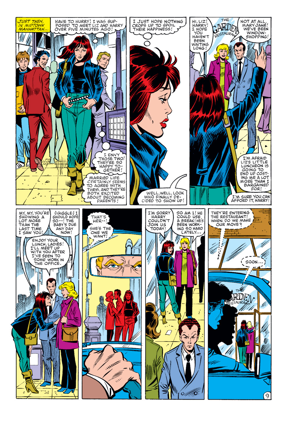 The Amazing Spider-Man (1963) 260 Page 9