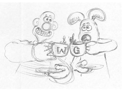 BRIAN SIBLEY : his blog: CRACKING ART