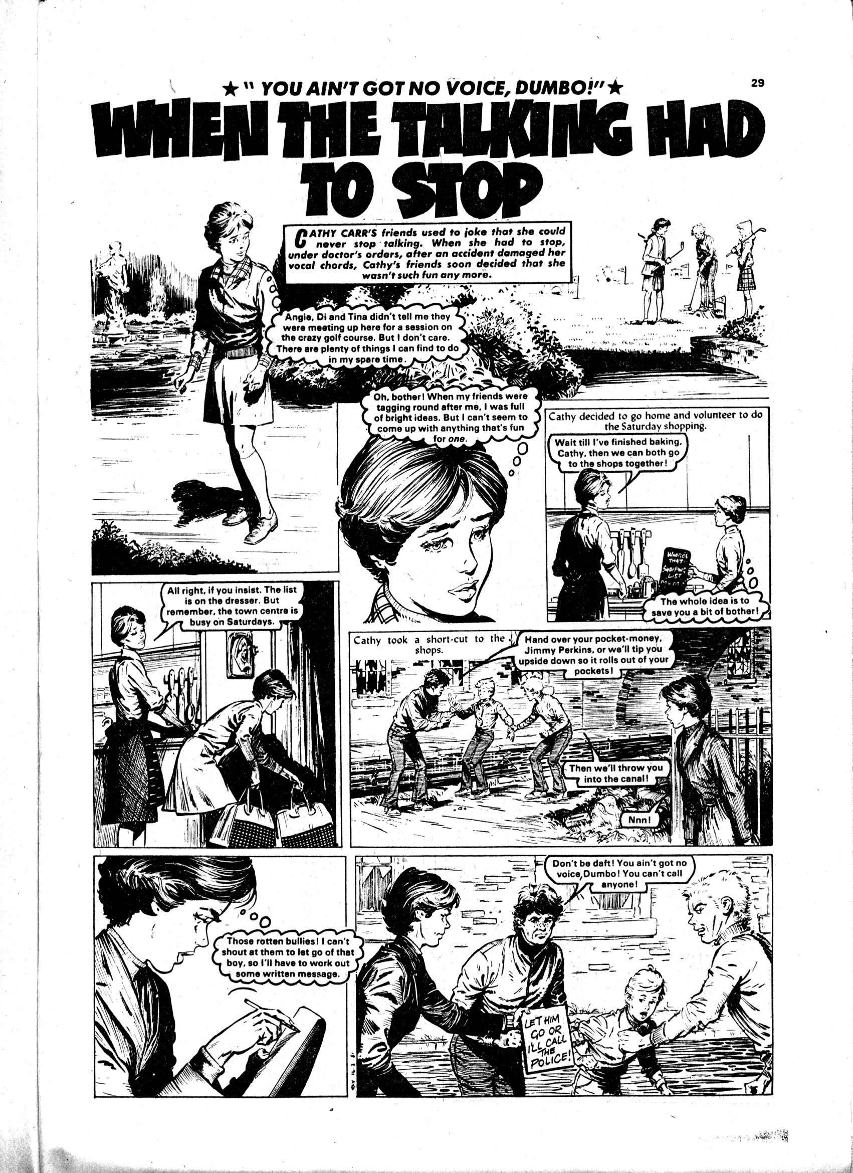 Read online Judy comic -  Issue #1105 - 29