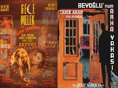 """""""Beyoğlu'nun Arka Yakası"""" (1986) & """"Gece, Melek ve Bizim Çocuklar"""" (1993)"""