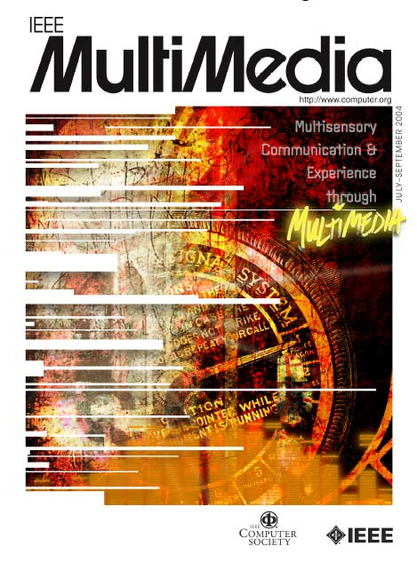 GDS120 Graphic Design Multimedia Magazine Cover Art