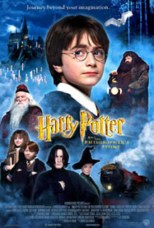 Harry Potter and the Philosophers Stone film poster