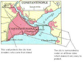 Geographical Aspects of the Byzantine Empire