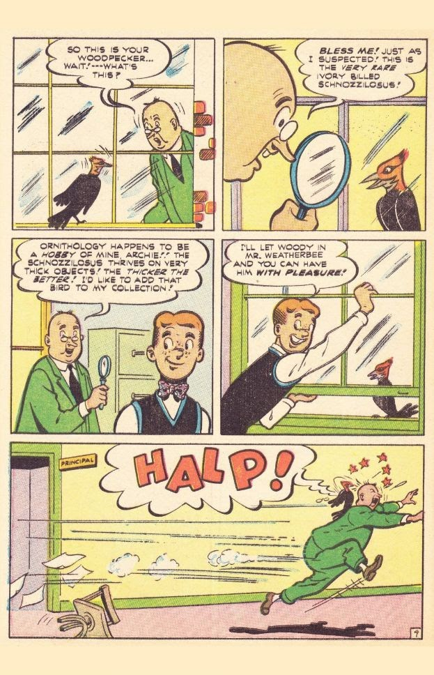 Archie Comics issue 039 - Page 37