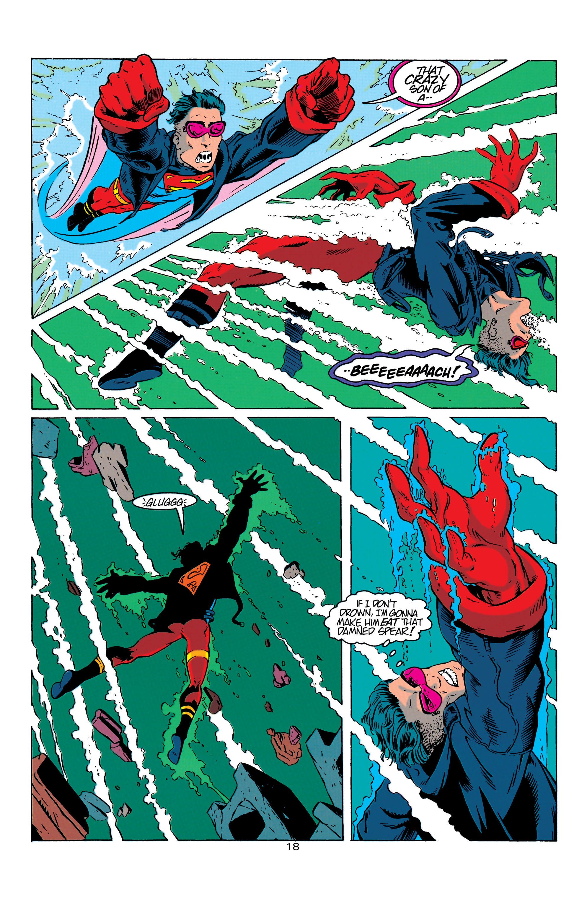 Read online Aquaman (1994) comic -  Issue #3 - 17