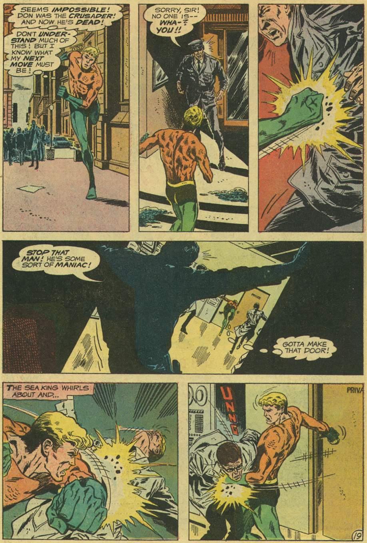 Read online Aquaman (1962) comic -  Issue #56 - 26