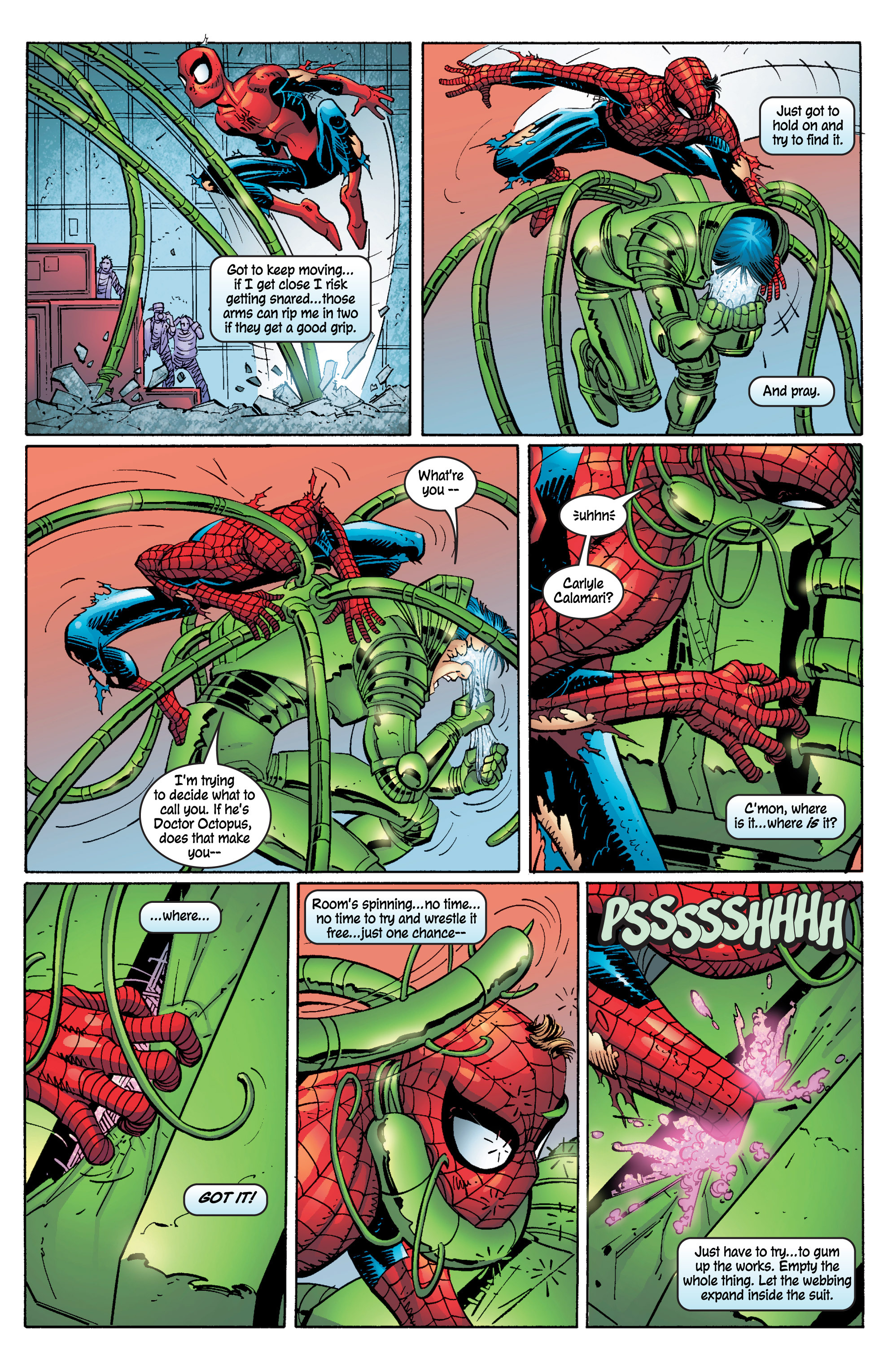 The Amazing Spider-Man (1999) 45 Page 16