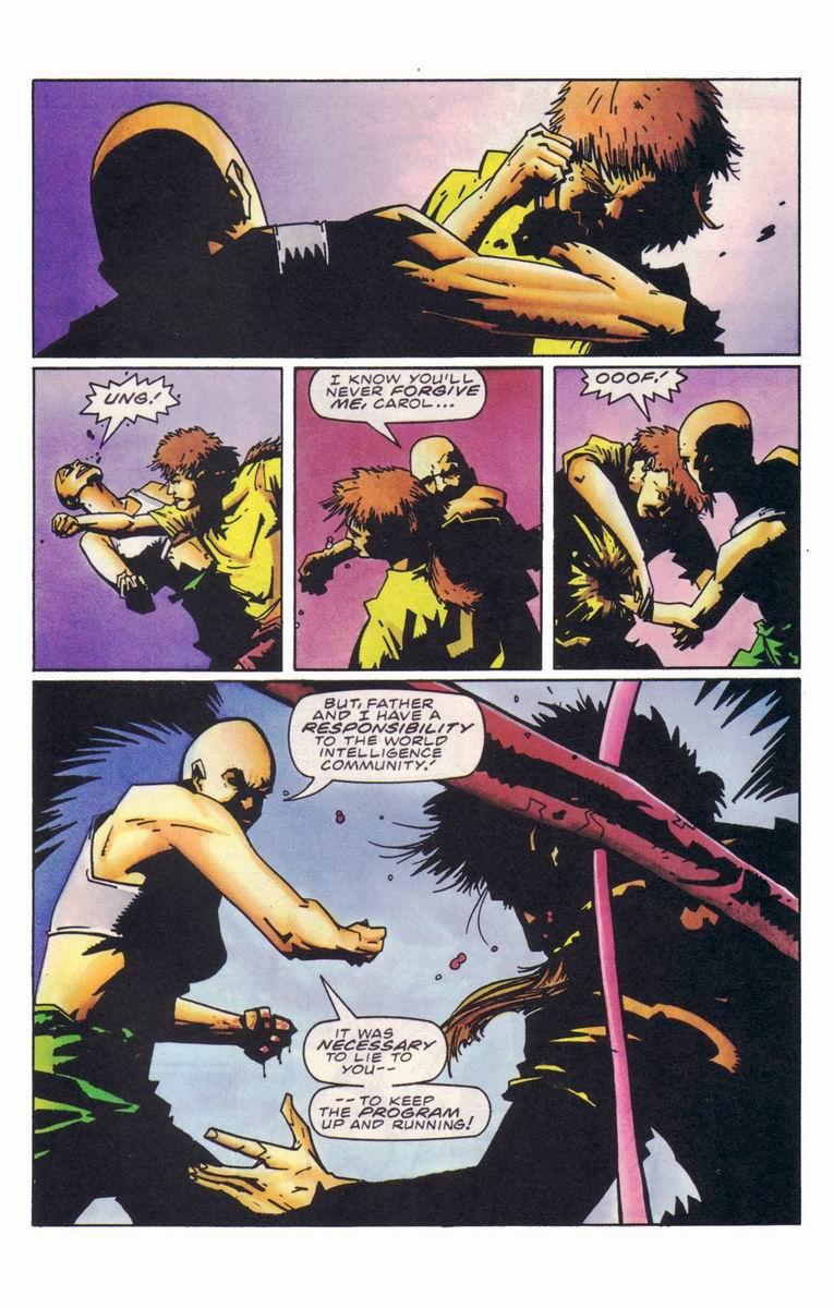 Read online Secret Weapons comic -  Issue #18 - 18