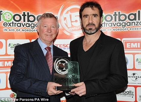 Éric cantona, né le 24 mai 1966 à marseille, est un footballeur et acteur français. Gaudio Awards Blog: Eric Cantona Receives Legend of ...