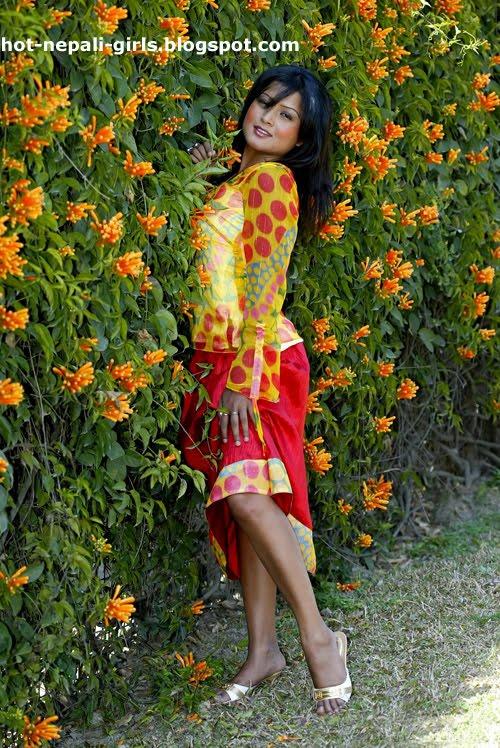 Nepali Actress Hot Rekha Thapa-7761