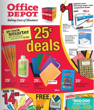 office supply stores w printable shopping list. Black Bedroom Furniture Sets. Home Design Ideas