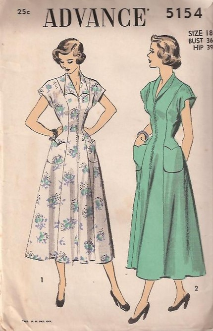 In Fact I M Pretty Dead Set On Making Some House Dresses For The Summer Think It Could Be An Interesting Experiment How Wearable Are These