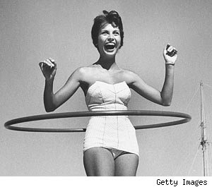 Gertie's New Blog for Better Sewing: I'm Obsessed: Hula Hooping!