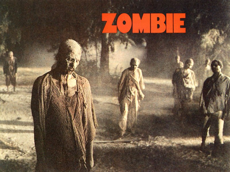 Mmw Blog: Zombie Wallpapers