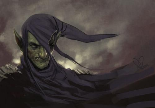 Free halloween wallpapers mmw blog halloween goblin - Hobgoblin wallpaper ...