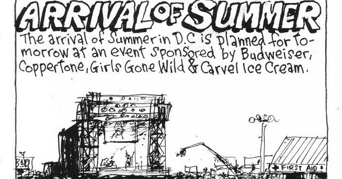cul de sac: Arrival of Summer