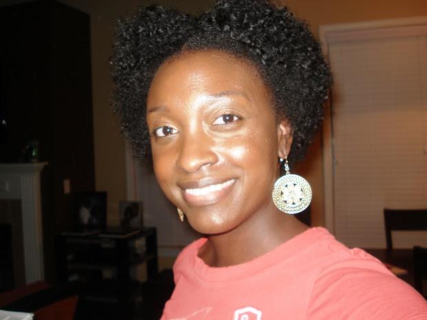Impressive Short Natural Black Women